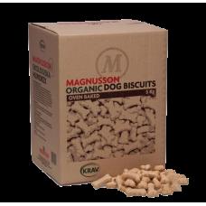 MAGNUSSON (Магнуссон) ORIGINAL DOG BISCUITS ПЕЧЕНЬЕ из сушеной говядины 5кг.