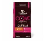 Wellness CORE Small Breed Original беззерновой сухой корм для собак мелких пород, индейка, [1.5 кг]