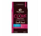Wellness CORE Small Breed Ocean беззерновой сухой корм для собак мелких пород, лосось, [1.5 кг]