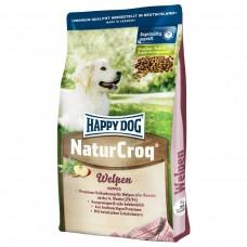 Happy Dog NatureCroq Welpen Сухой корм для щенков всех пород с 4 недель, беременных и кормящих сук