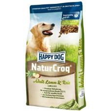 HAPPY DOG NaturCroq Сухой корм для собак с чувствительным пищеварением ягненок с рисом [1 кг]