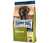 Happy Dog Neuseeland (Хэппи Дог Новая Зеландия) беззерновой корм для собак Ягненок и рис  [4 кг]