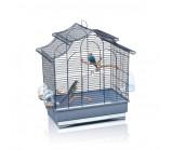 IMAC «Pagoda Export» Имак клетка д/птиц синий, 50х30х53см (06355)