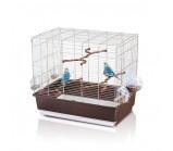 IMAC (ИМАК) IRENE4 EXPORT Имак клетка для птиц оцинк/коричневый 59х38х53см