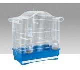 IMAC SERENA Имак клетка для птиц синий 50х30х50см (08762)
