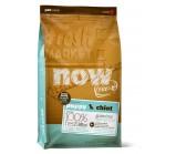 NOW (Нау!) сухой корм беззерновой для щенков крупных пород индейка, утка, овощи [11,3 кг]