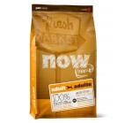 NOW (Нау!) Fresh Adult Recipe Grain Free сухой корм беззерновой для собак всех пород индейка, утка, овощи [11,3 кг]