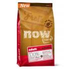 NOW (Нау!) Adult Recipe DF Grain Free Red Meat сухой корм беззерновой для собак всех пород со свежим мясом ягненка и оленины (11,3 кг)