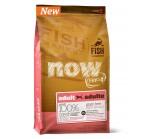 NOW (НАу!) Adult Recipe DF Grain Free Fish сухой корм беззерновой для собак всех пород с чувствительным пищеварением лосось и форель [11,3 кг]