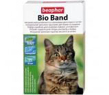 Beaphar Bio Ошейник отпугивающий от блох, клещей и комаров для кошек и котят  с 2-х месяцев 35 см