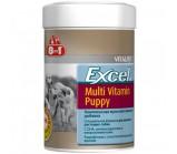 8 in1 Excel Мультивитамины для щенков 100 таб.