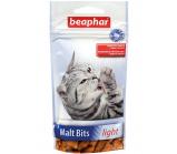Beaphar Malt Bits light Подушечки для вывода шерсти у кошек, склонных к лишнему весу 35 гр.
