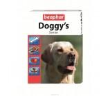 Beaphar Doggy's Senior Кормовая добавка для собак старше 7 лет для здоровья костей, зубов и сердца 75 таб.