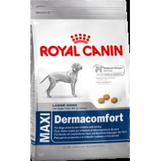 Royal Canin (Роял Канин) Maxi Dermacomfort сухой корм для крупных собак с проблемами кожи (26-44 кг) с 12 месяцев