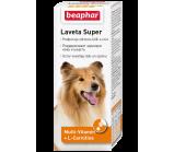 Beaphar Laveta Super Кормовая добавка для собак (предотвращает перхоть и зуд кожи, улучшает шерсть) 50 мл