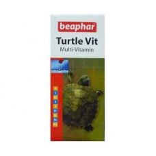 Beaphar Turtle Vit витамины для водных и сухопутных черепах, рептилий и рыб 20 мл