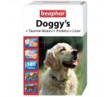 Beaphar Doggy's Mix Кормовая добавка микс для собак с биотином, таурином, протеином и печенью 180 таб.