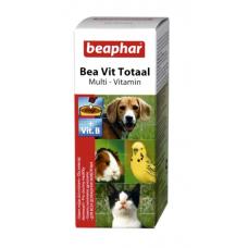 Beaphar Bea Vit Totaal кормовая добавка для всех домашних животных и птиц 50 мл