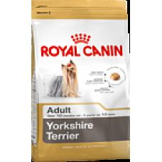 Royal Canin (Роял Канин) Yorkshire Terrier 28 Adult сухой корм для собак породы йоркширский терьер с 10 месяцев и на протяжении всей жизни
