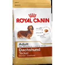 Royal Canin (Роял Канин) Dachshund Adult сухой корм для собак породы такса с 10 месяцев
