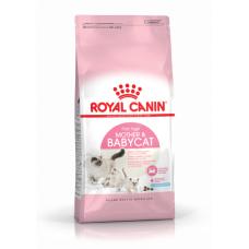 Royal Canin Mother&Babycat Полнорационный корм для котят в возрасте от 1 до 4 месяцев, а также для кошек в период беременности и лактации