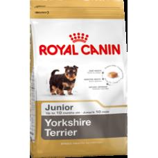 Royal Canin (Роял Канин) Yorkshire Terrier Junior сухой корм для щенков породы йоркширский терьер до 10 месяцев
