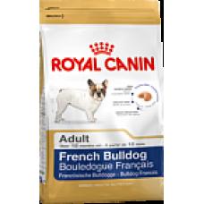 Royal Canin (Роял Канин) French Bulldog Adult сухой корм для собак породы французский бульдог с 12 месяцев