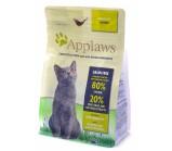 Applaws (Эпплоус) Dry Cat  Senior Беззерновой корм для Пожилых кошек Курица/Овощи 80/20
