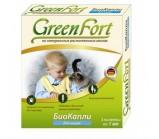 GREEN FORT Грин Форт био-капли для кошек и котят с 4 недель против клещей и блох 1 пипетка
