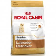 Royal Canin (Роял Канин) Labrador Retriever Junior сухой корм для щенков лабрадора до 15 месяцев 12кг+2кг