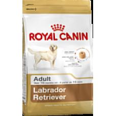 Royal Canin (Роял Канин) Labrador Retriever Adult сухой корм для собак породы Лабрадор старше 15 месяцев