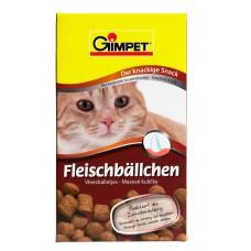 Gimpet (Джимпет) Мясные шарики д/очистки зубов кошки 100 г (400259)