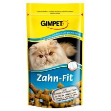 Gimpet (Джимпет) Витаминизированные хрустящие подушечки для очистки зубов кошек «Zahn-Fit» 50 г