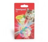 """I.P.T.S. 422078 Игрушка для кошек """"Мячик светящийся"""" латекс 6 см"""