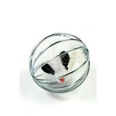 """I.P.T.S. Игрушка """"Мышь меховая в металлическом шаре"""" 5,5 см"""