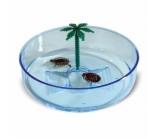 IMAC (Имак) TURTLE HYDRA бассейн д/черепах пластиковый круглый 22х6,5см