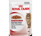Royal Canin (Роял Канин) Instinctive Консервированный корм для кошек с года (кусочки в желе) 85 гр х 12 шт.