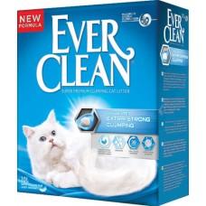 EVER CLEAN Extra Strong Clumping Unscented Эвер Клин Наполнитель комкующийся антибактериальный без ароматизатора