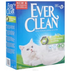 EVER CLEAN Extra Strong Clumping Scented Эвер Клин наполнитель при сильном запахе с ароматизатором