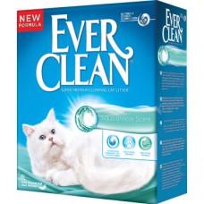 EVER CLEAN (Эвер Клин) Aqua Breeze Наполнитель комкующийся с ароматизатором Морской Бриз