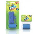 Mr. Fresh пакеты для уборки фекалий (сменный рулон) 20 шт.
