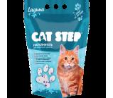 Cat Step (Кэт Степ) Laguna наполнитель силикагелевый Лагуна 3,8 л