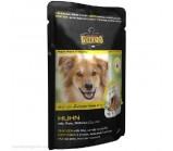 BELCANDO (Белькандо) консервы для собак Курица с рисом и морковью и цуккини 300 гр х 6 шт. (пауч)