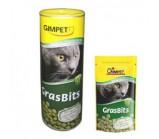 """Gimpet (Джимпет) Таблетки """"Грасбитс"""" с травой д/кошек"""
