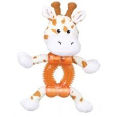"""DEZZIE (Деззи) Игрушка для собак """"Жираф"""" 23 см"""
