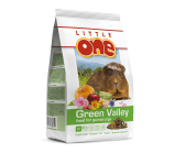 "Little One (Литтл Ван) Green Valley  ""Зеленая долина"" корм для морских свинок 750 гр"