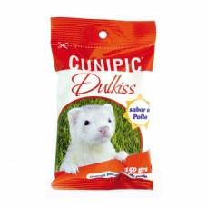 Cunipic (Кунипик) «Dulkiss Chicken Taste» Хрустящие подушечки для хорьков со вкусом курицы 150 гр