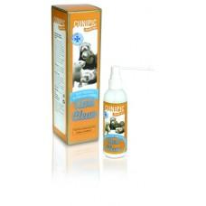 Кунипик Auriclean Молочко для очистки ушей у хорьков с эфирными маслами тимьяна и розмарина, 100 мл