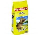 Трапеза сухой корм для взрослых собак Ягненок с рисом [10 кг]