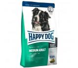 Happy Dog (Хэппи Дог) Fit&Well Medium  сухой корм для средних собак весом [12,5 кг]